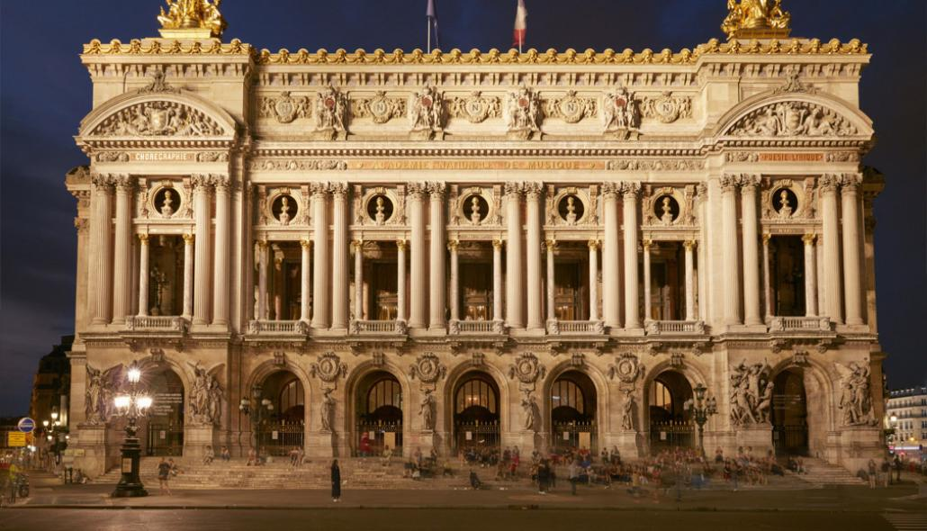 L'Opéra de Paris rejoint Haussmann Paris